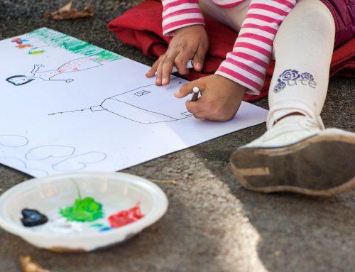 Kreativ werden für Senioren