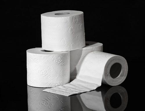 Taschentücher statt Toilettenpapier