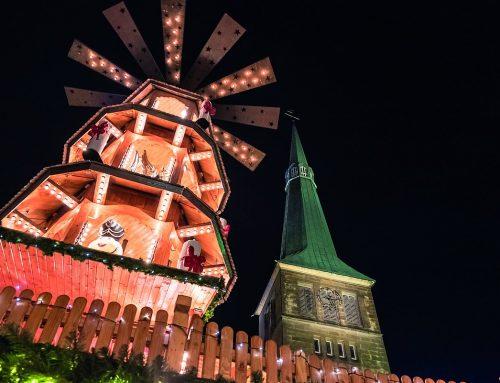 Damoklesschwert über dem Weihnachtsmarkt