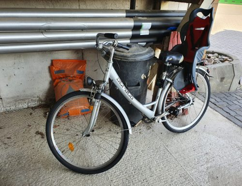 Fahrräder gefunden