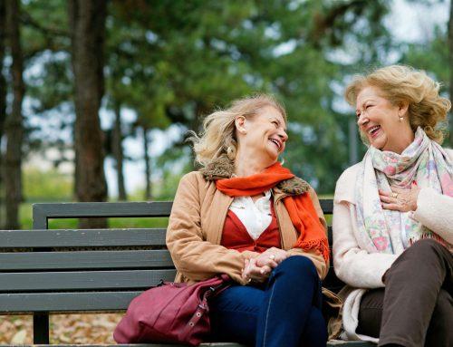 Senioren sprechen platt