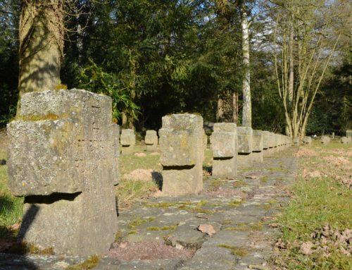 Führung über den Friedhof Wehl