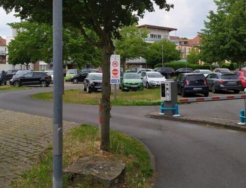 Parkhaus-Pläne werden ad acta gelegt