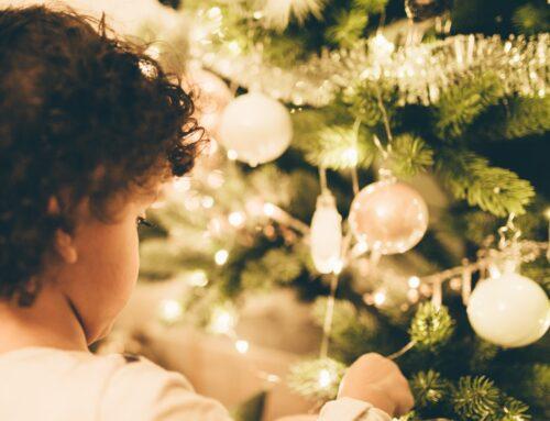 Weihnachtswunschbaum fällt Corona zum Opfer