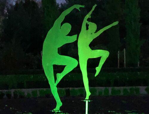 Neue Lichtblicke im Kurpark von Bad Pyrmont
