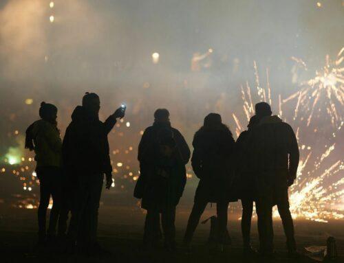 Polizei verstärkt Präsenz zum Jahreswechsel