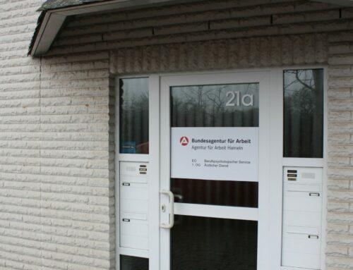 Neue Räume für Berufspsychologischen Service