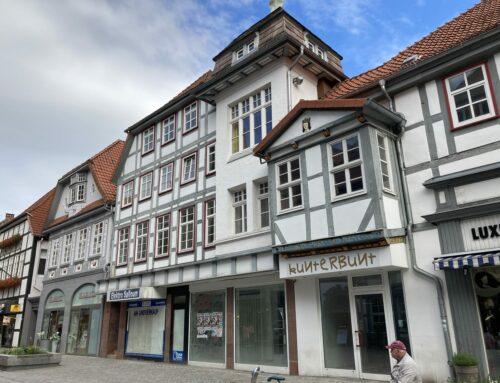 Stadt Hameln will Leerstände anmieten