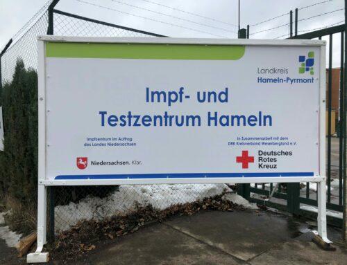 198 Bürger erhalten Erstimpfung
