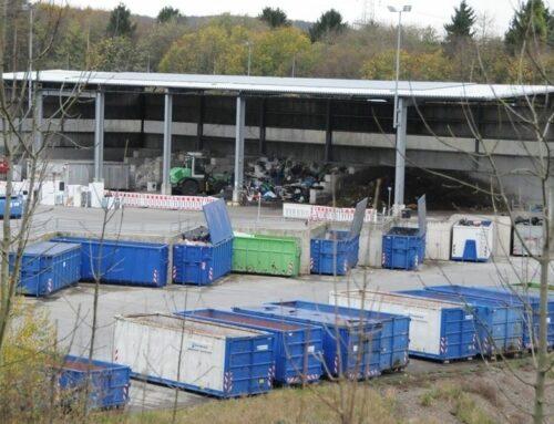 Entsorgungspark und Kompostplätze geschlossen