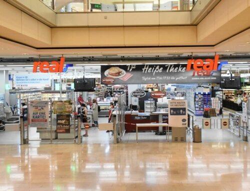 Real-Markt Hameln schließt