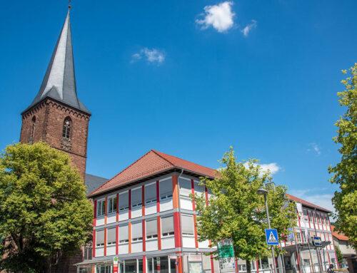 Lügder Rathaus wieder regulär geöffnet