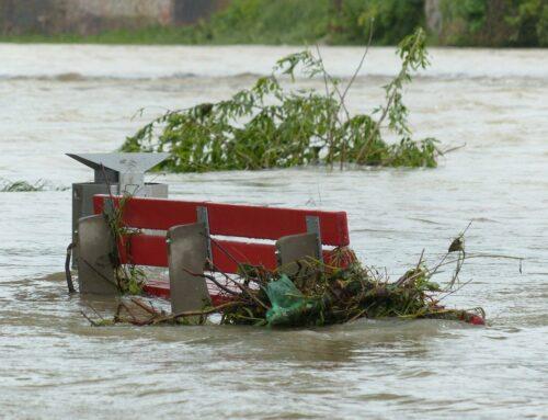 Die Angst vor dem Hochwasser steigt