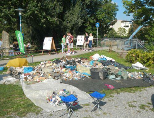 """Weser Cleanup Tour"": Sechs Kubikmeter Müll!"